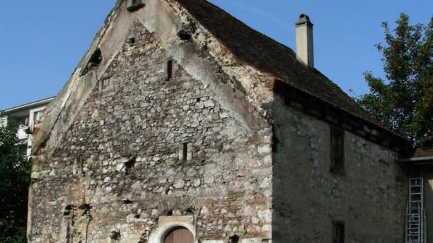 Das Haus aus dem 16. Jahrhundert