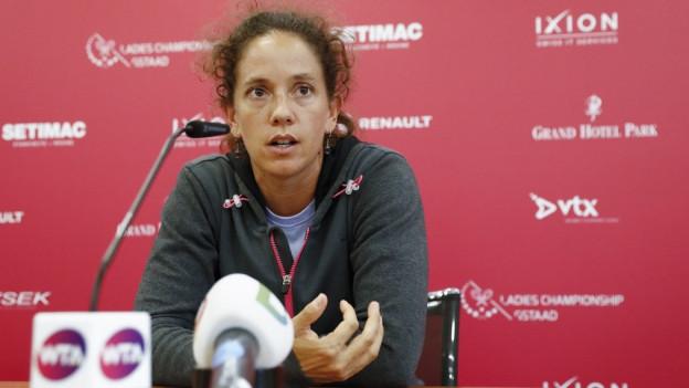 Die Baselbieter Tennisspielerin Patty Schnyder.