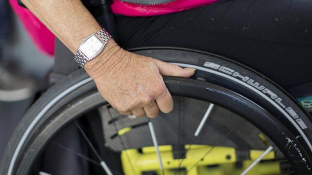 Kritik am Sparen bei der Baselbieter Behindertenhilfe.