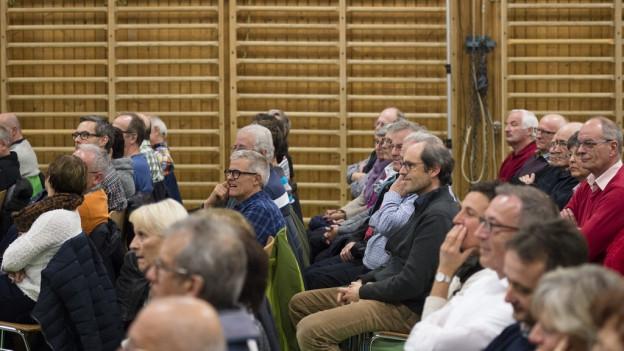 Die Gemeindeversammlung in Therwil ist korrekt abgelaufen (Symbolbild).