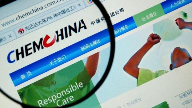 Der Chemieriese ChemChina will die Schweizer Syngenta: Es wäre die bisher grösste chinesische Übernahme im Ausland.