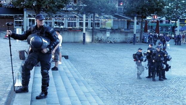 Polizei befürchtete Ausschreitungen