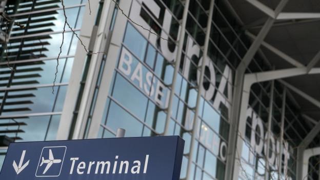 Der Basler Euroairport verliert Firmen