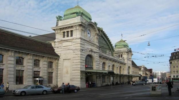 Dem Bombendroher vom Bahnhof SBB wird der Prozess gemacht