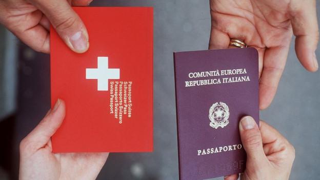 Die Regeln zur Einbürgerung sind im Kanton Bern strenger geworden