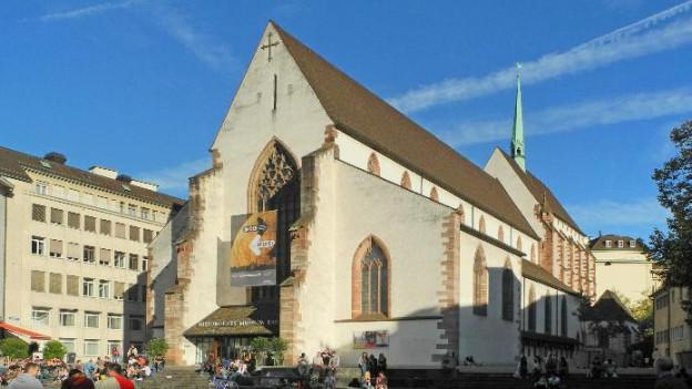 Barfüsserkirche Basel
