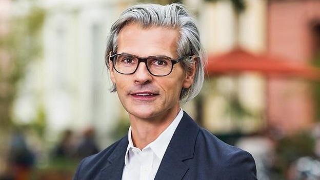 Porträt von Stefan Charles