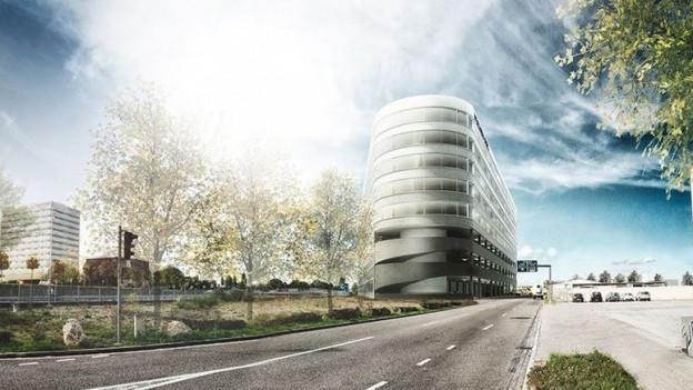 Kommt das Basler Gewerbehaus zustande?