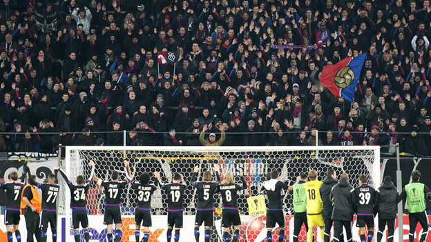 Nur 800 FCB-Fans dürfen nach Paris