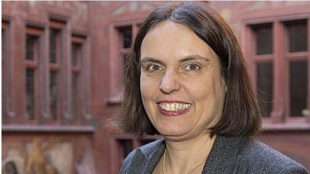 Kandidatin Elisabeth Ackermann hat aufgeholt