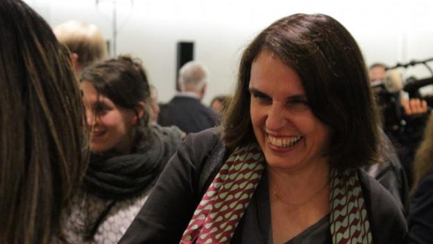 Wird wohl nächste Regierungspräsidentin: Elisabeth Ackermann