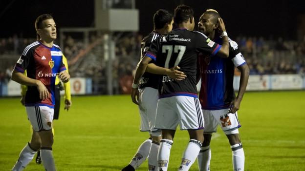 FCB steht im Cup-Viertelfinal
