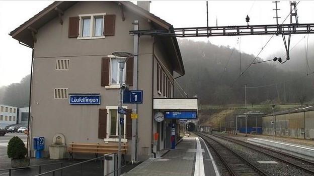 Geht es nach der Baselbieter Regierung, verkehrt beim Bahnhof Läufelfingen in drei Jahren kein Zug mehr