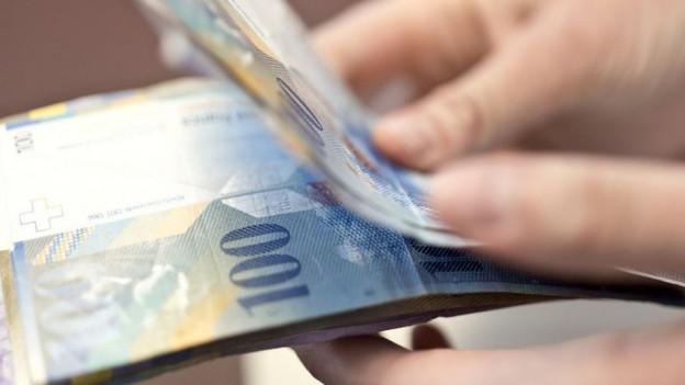 Bei der Pensionskasse geht es um viel Geld