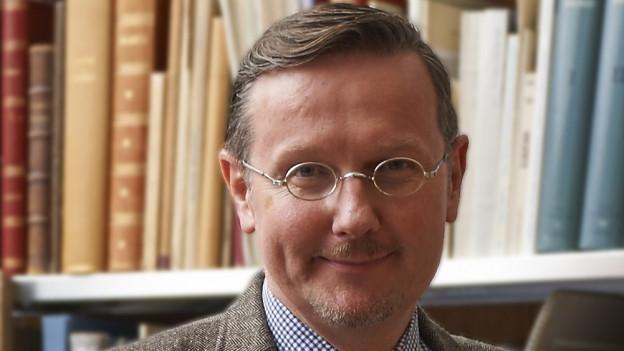 Marc Fehlmann will Basler Industriegeschichte ins Museum bringen.