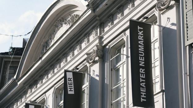 Das Theater am Neumarkt kriegt 50'000 Franken weniger