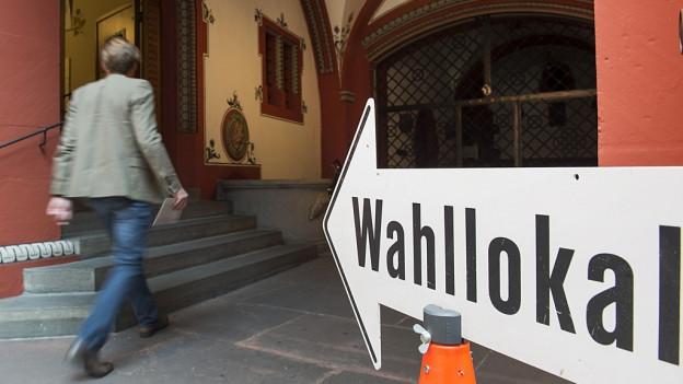 Basler Regierung wieder komplett