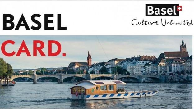Die Basel Card soll für Touristen bald gratis sein
