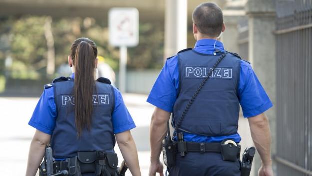 In Riehen sind mehr Fusspatrouillen als früher unterwegs