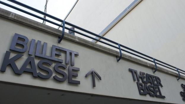 Das Theater Basel muss voraussichtlich mit weniger Geld auskommen.