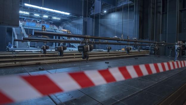 Theater Basel ist trotz Umbau auf Kurs