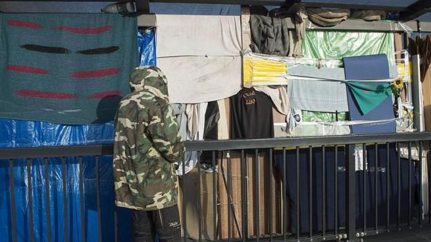 Gassenarbeiter beobachten eine Zunahme an psychisch-kranken Obdachlosen