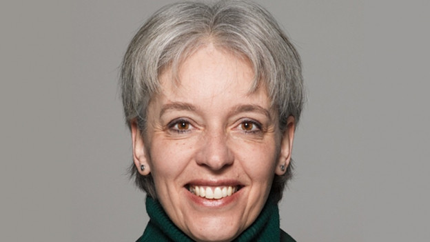 Nach vier Jahren im Amt tritt SP-Präsidentin Brigitte Hollinger ab