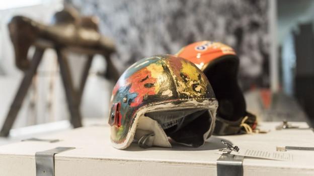 Sportmuseum, Ruhestätte für historisch wertvolle Sportgeräte
