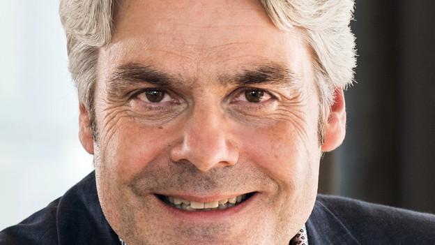 Liestals Stadtpräsident Lukas Ott