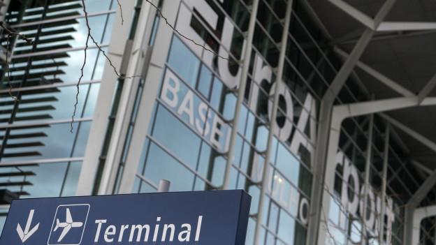 Der Basler Flughafen Euroairport