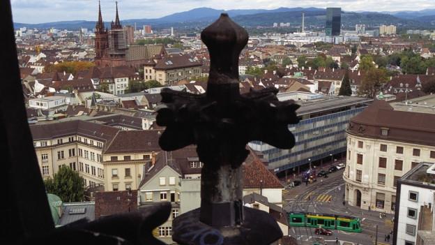 30 von 1000 Mitglieder traten 2015 in Basel aus der Landeskirche aus