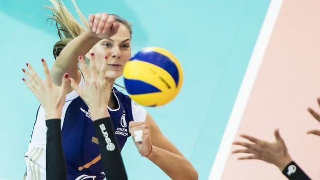 Sm`Aesch gegen Voléro: so heisst der Cupfinal 2017