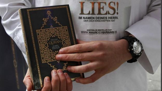 Basel will Handhabe gegen «Lies!»