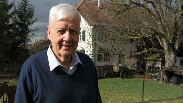 Alt-Regierungsrat Andreas Koellreuter will zur Uni Sorge tragen.