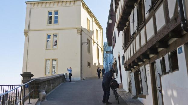 Alte Universität am Rheinsprung