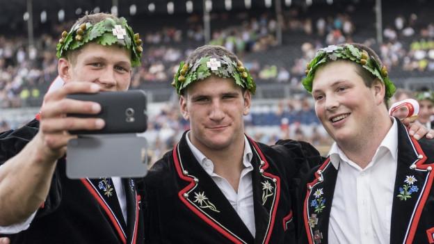 Wird der Schwingerkönig 2022 im Baselbiet erkoren?