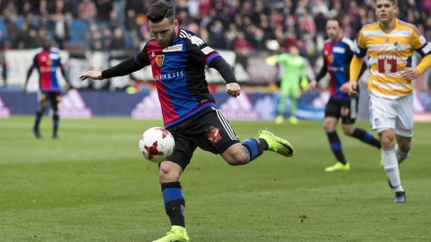 Basel schlägt Luzern 3:1