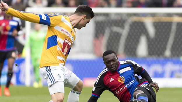 Basel schlägt auch Luzern - mit 3:1