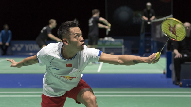 In der St. Jakobs-Halle treffen sich 2019 die weltbesten Badminton-Spieler