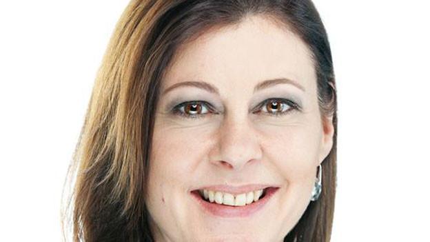 FDP-Präsidentin Christine Frey