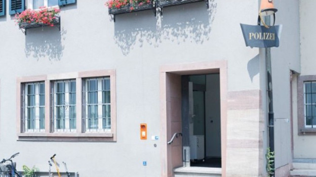 Der Polizeiposten Riehen bleibt auch nachts geschlossen