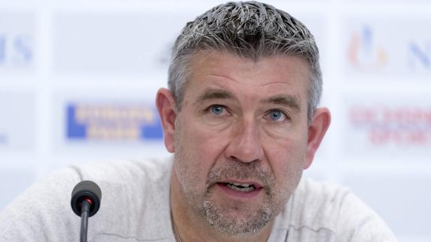 Urs Fischer ist seit 2015 Trainer des FC Basel.
