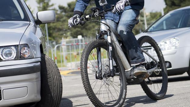 Mehr Unfälle mit E-Bikes in Basel