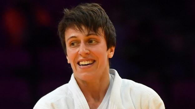 Muttenzerin Evelyne Tschopp gewinnt Bronze an Judo-EM