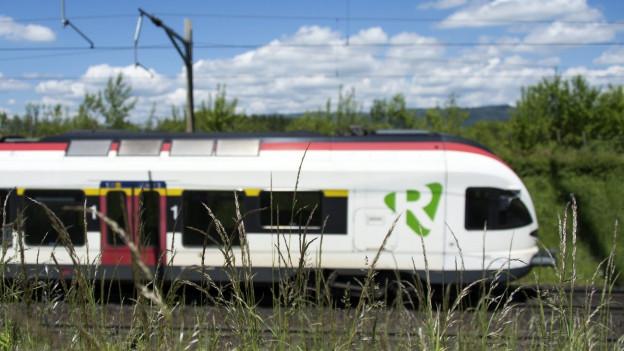 Das S-Bahn-Projekt wird vom Bundesamt für Verkehr nicht priorisiert.