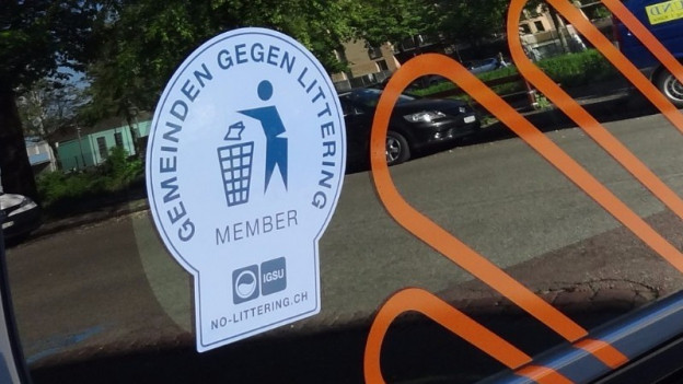 Das Label wird von der «IG saubere Umwelt» (IGSU) vergeben.
