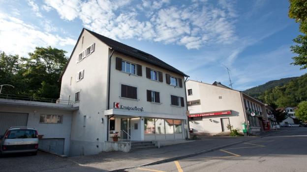Die BLKB-Filiale in Reigoldswil soll geschlossen werden