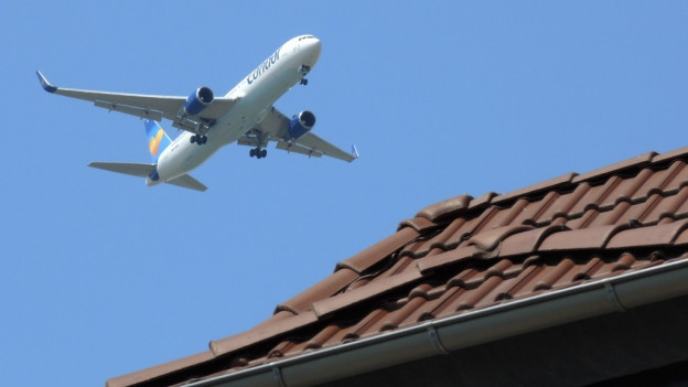 Baselbieter wollen Fluglärm nach Basel schicken