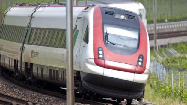 Zug im Laufental