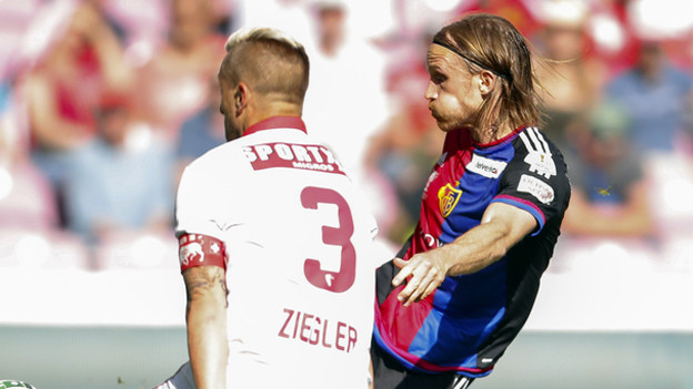 Michael Lang gegen Reto Ziegler: Basel schlägt Sion